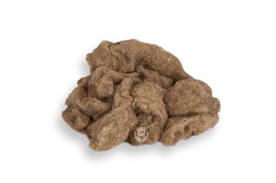 Isolena, kardierte lose Wolle, Stopfwolle, 100% Schafwolle, 1 kg/Pack
