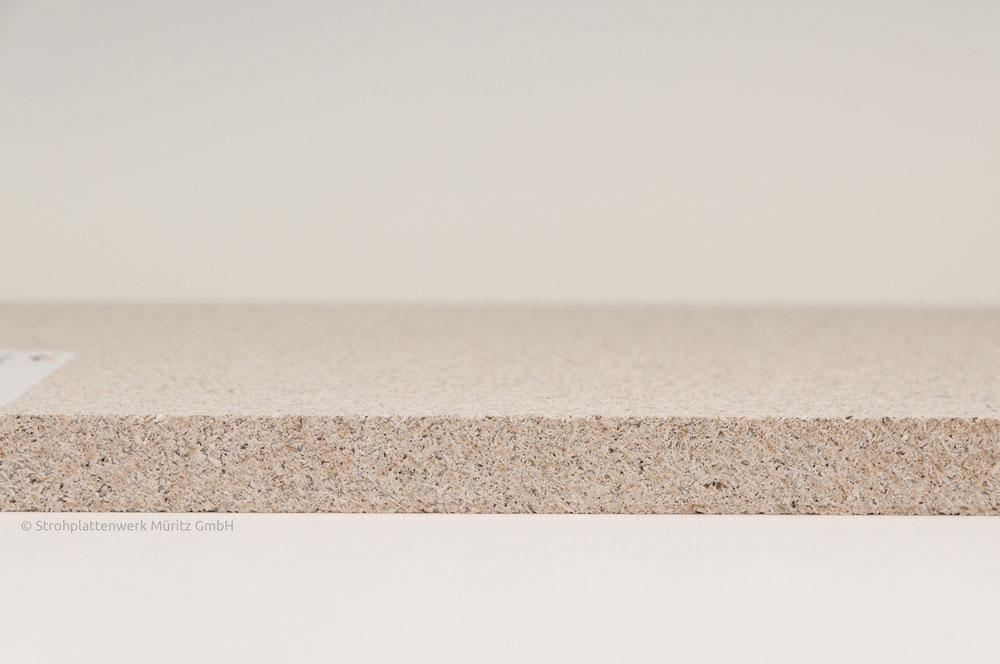 Möbelplatte aus Strohfaser 18mm, 1180x1160mm